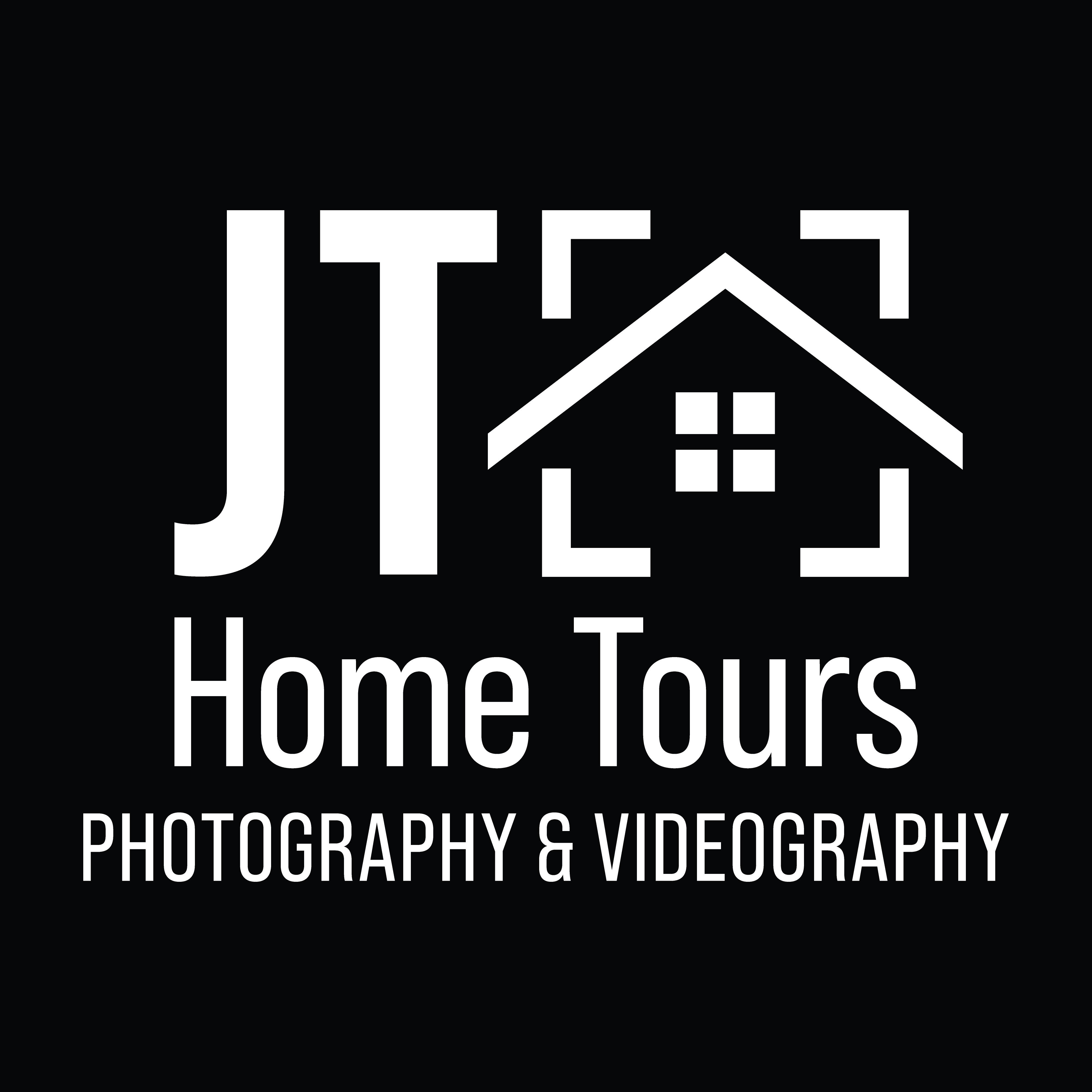 JT Home Tours logo