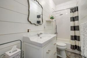 Upper Bathroom
