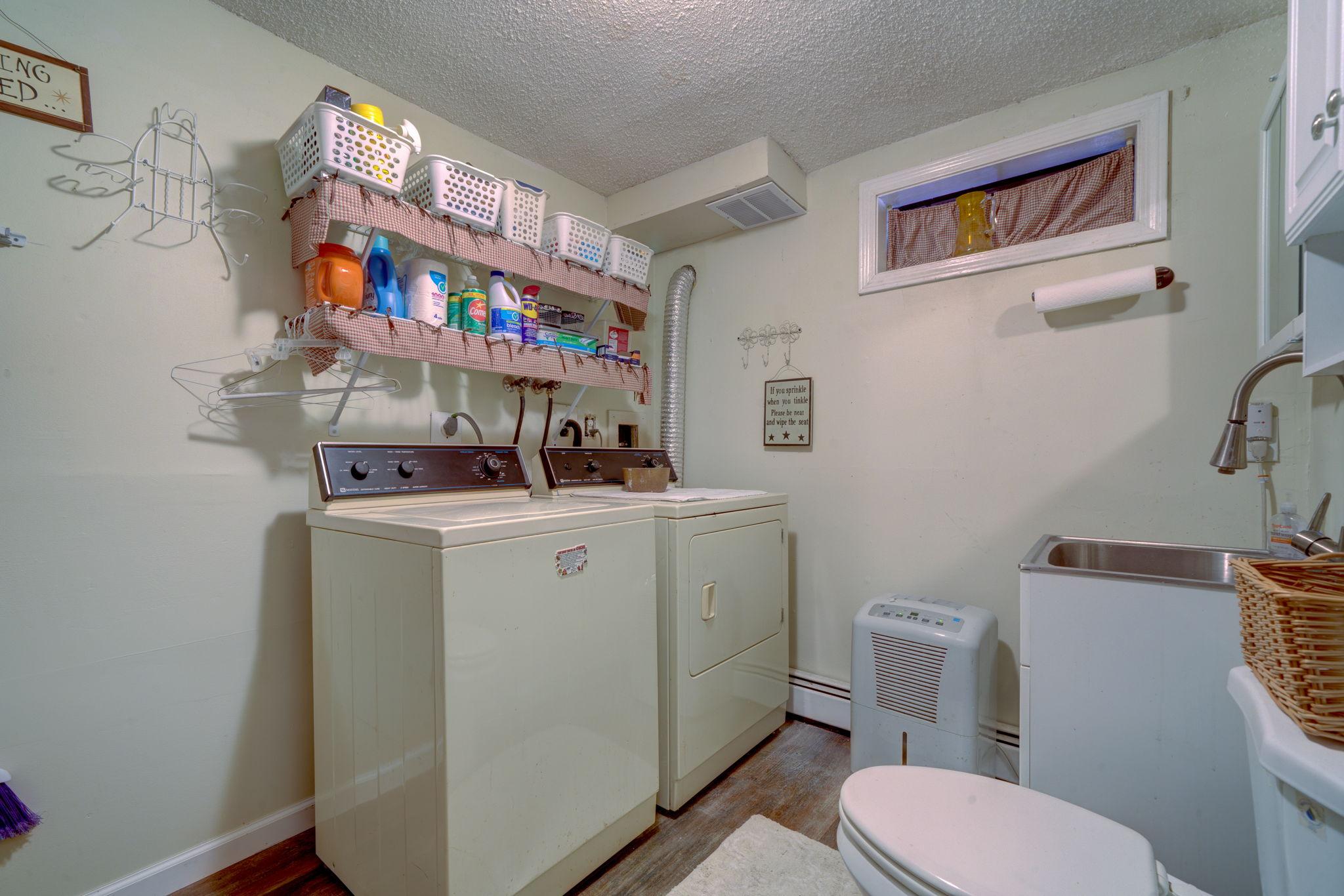 Laundry Facility/Room (Ground Floor)