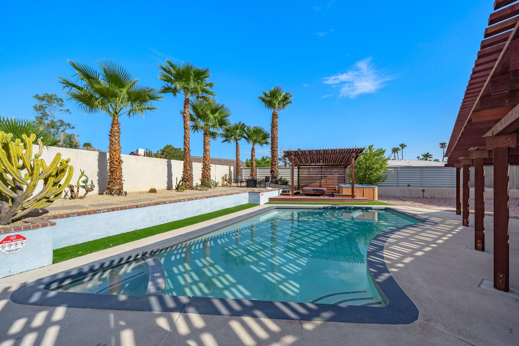 1232 E Delgado Rd, Palm Springs, CA 92262, USA Photo 35
