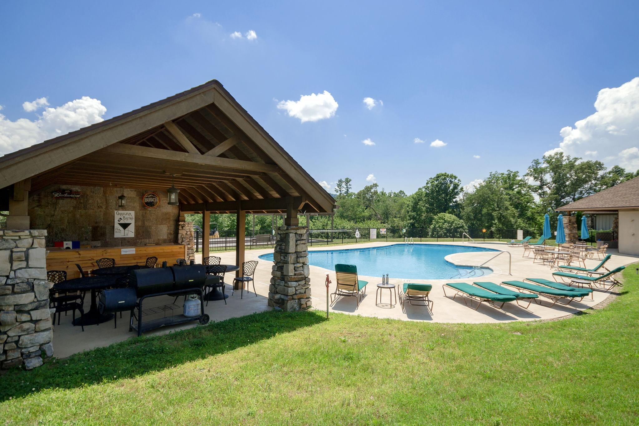 Pavilion/Pool