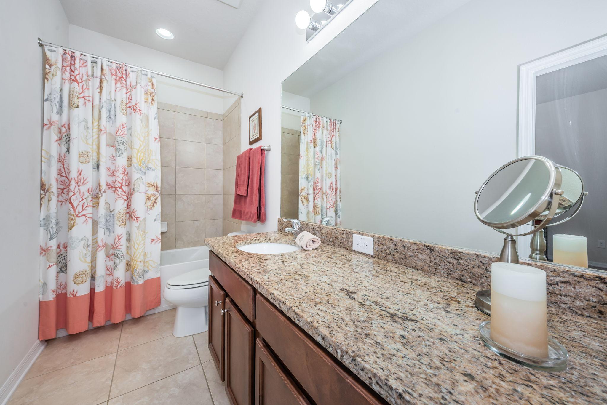 Upper Level Jack n Jill Bathroom