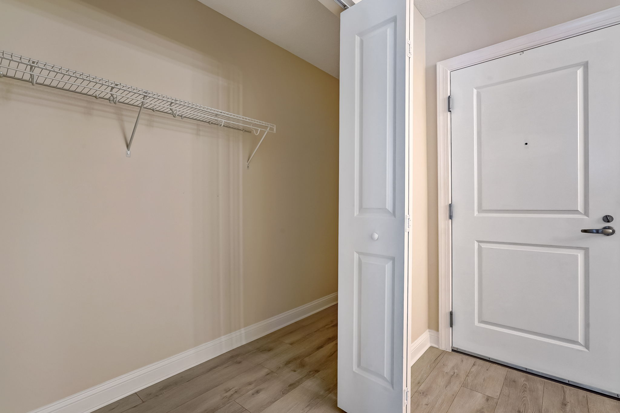 Foyer/Closet