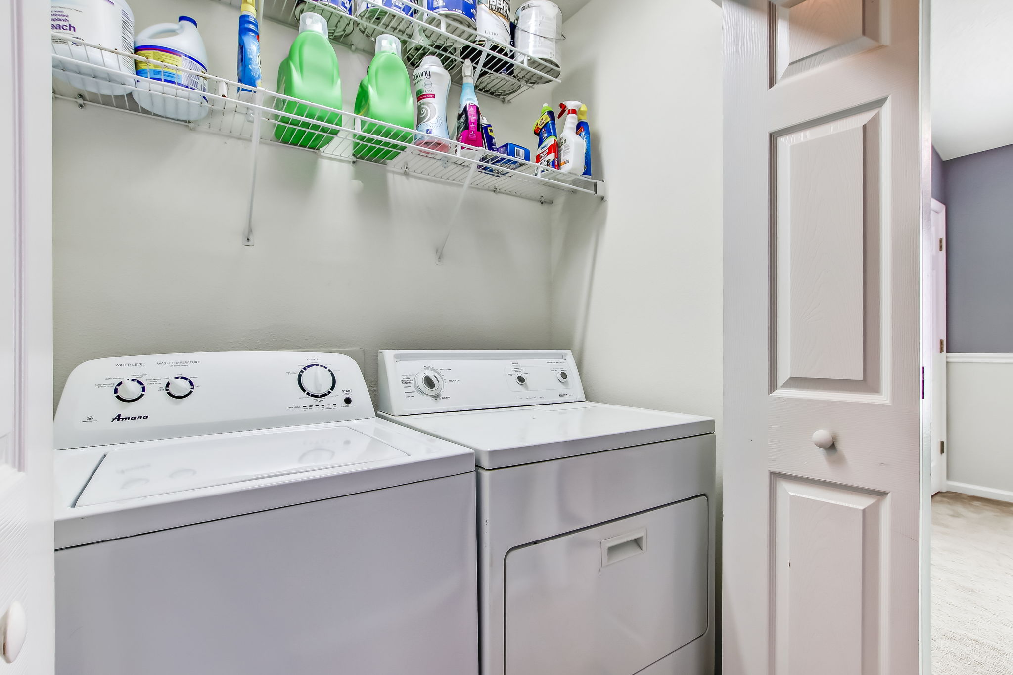 Laundry (Washer and Dryer Included)