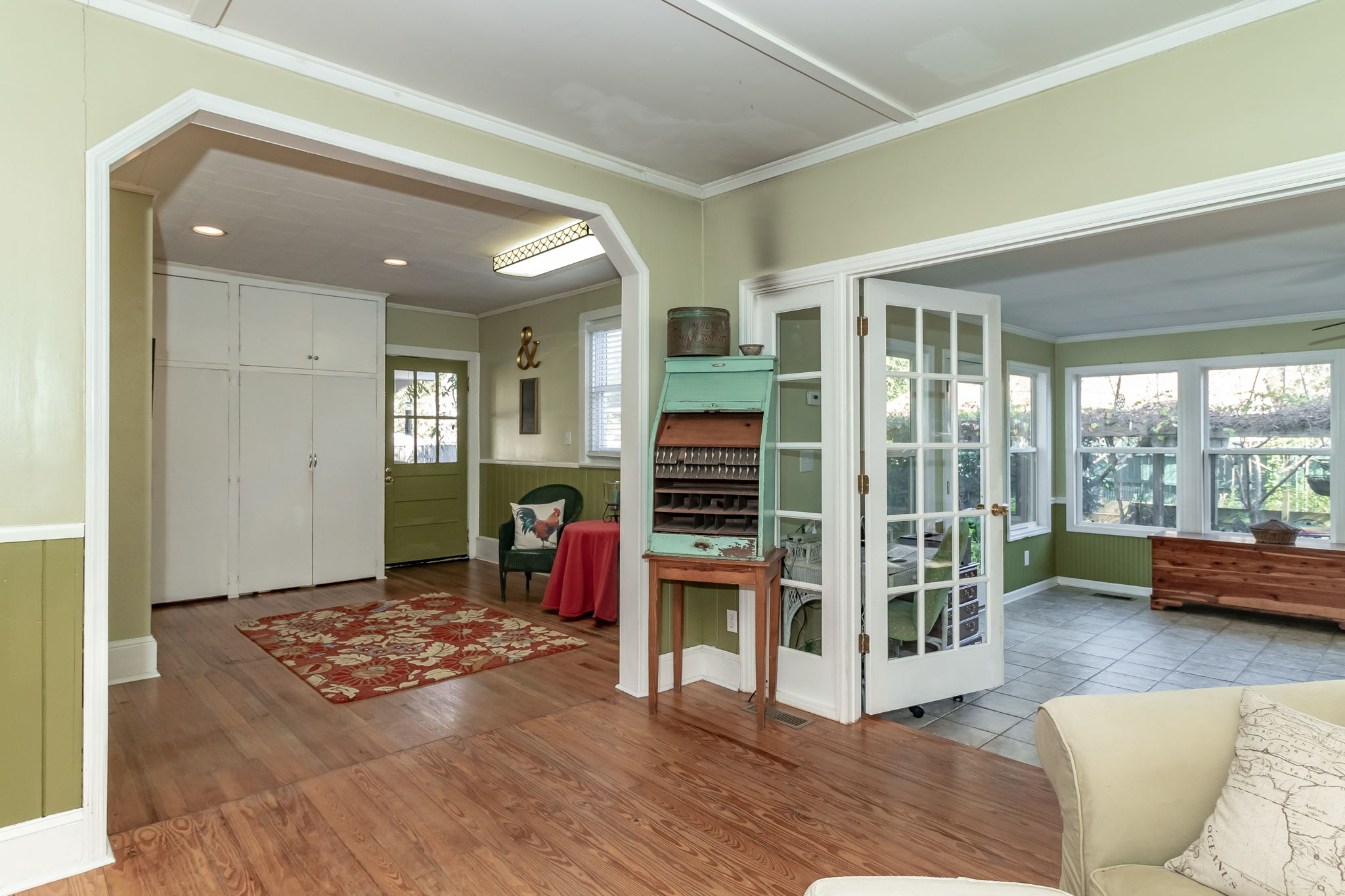 Keeping Room - Sunroom