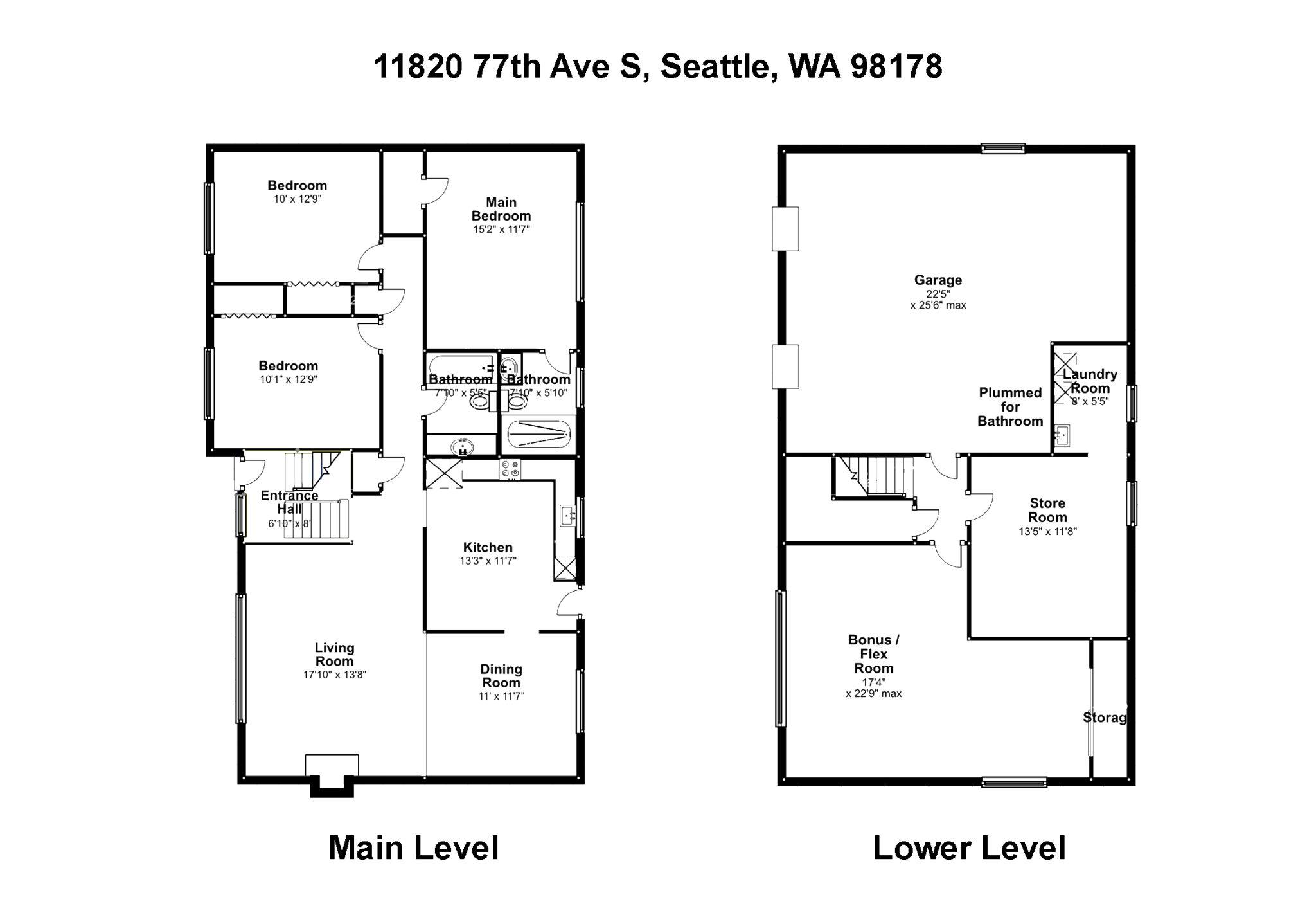 11820 77th Ave S, Seattle, WA 98178