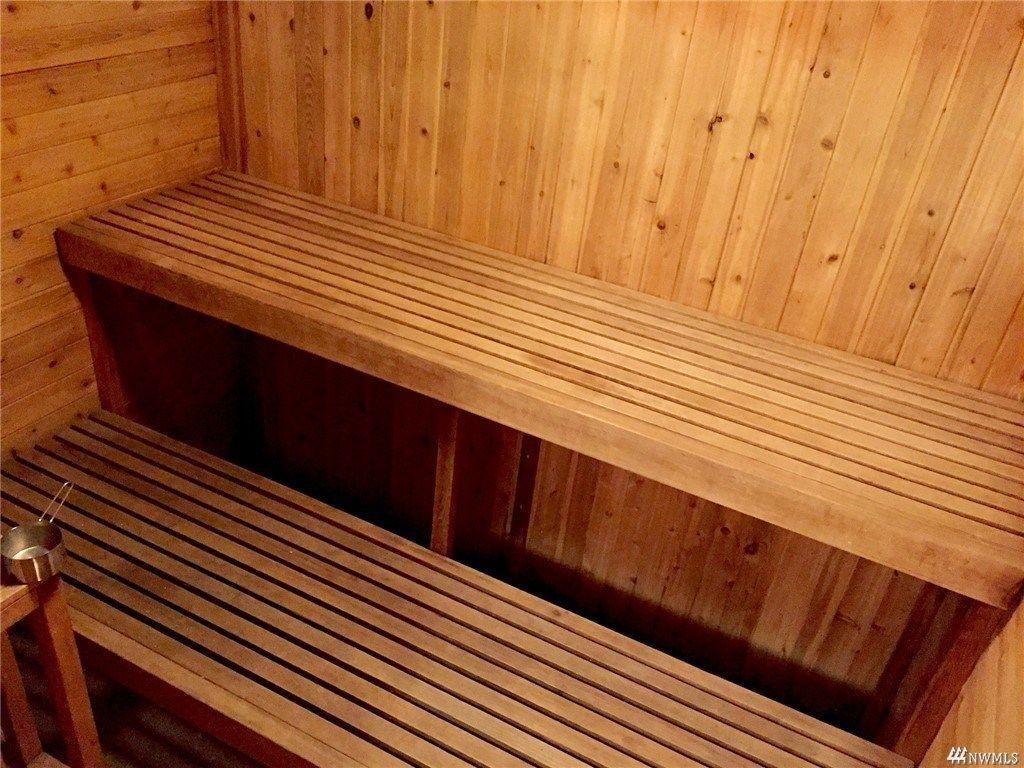 and Sauna