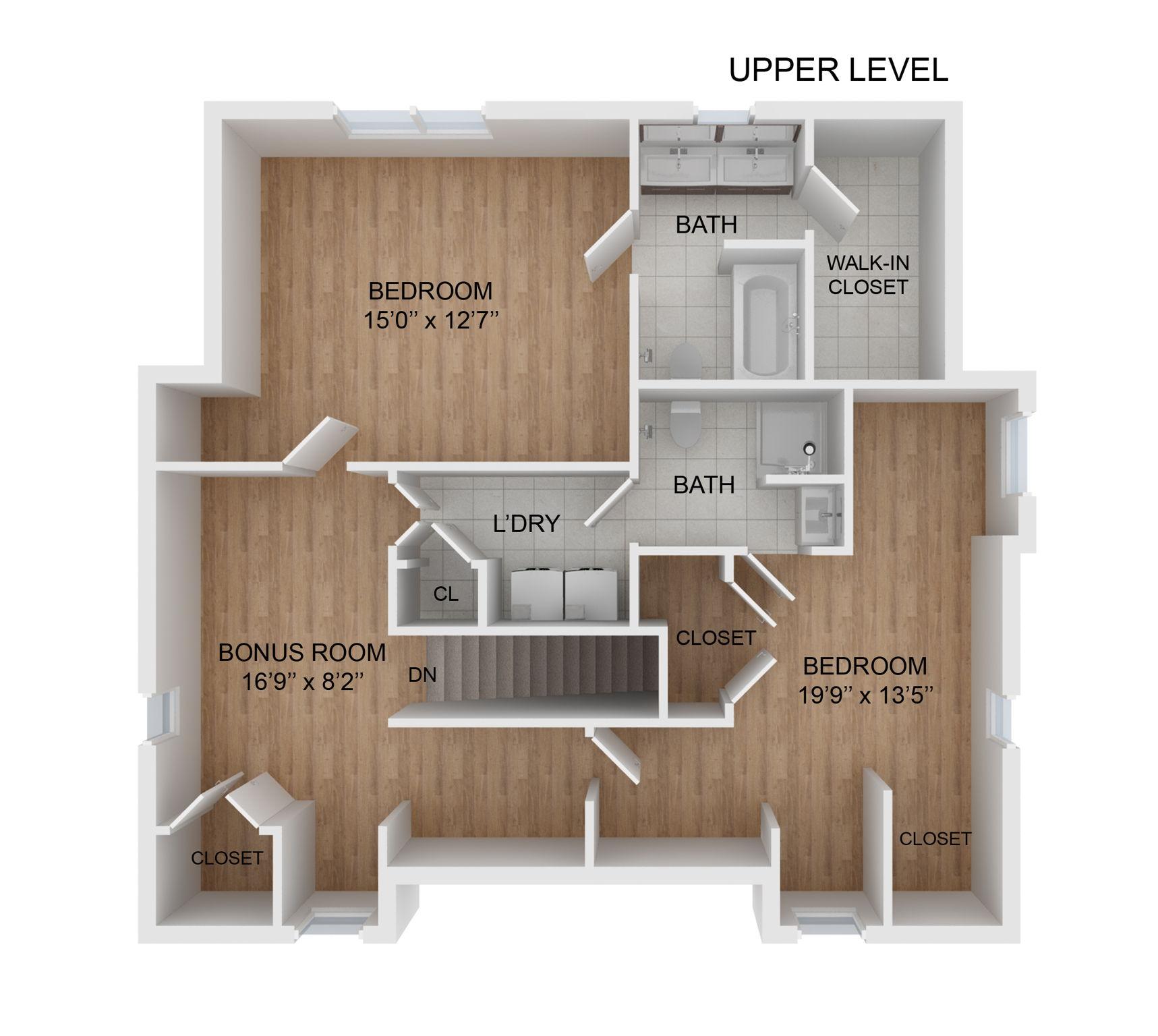 Upper Level
