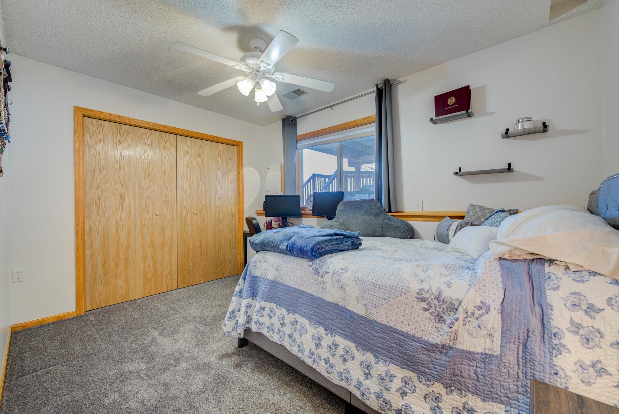 2nd Lower Level Bedroom