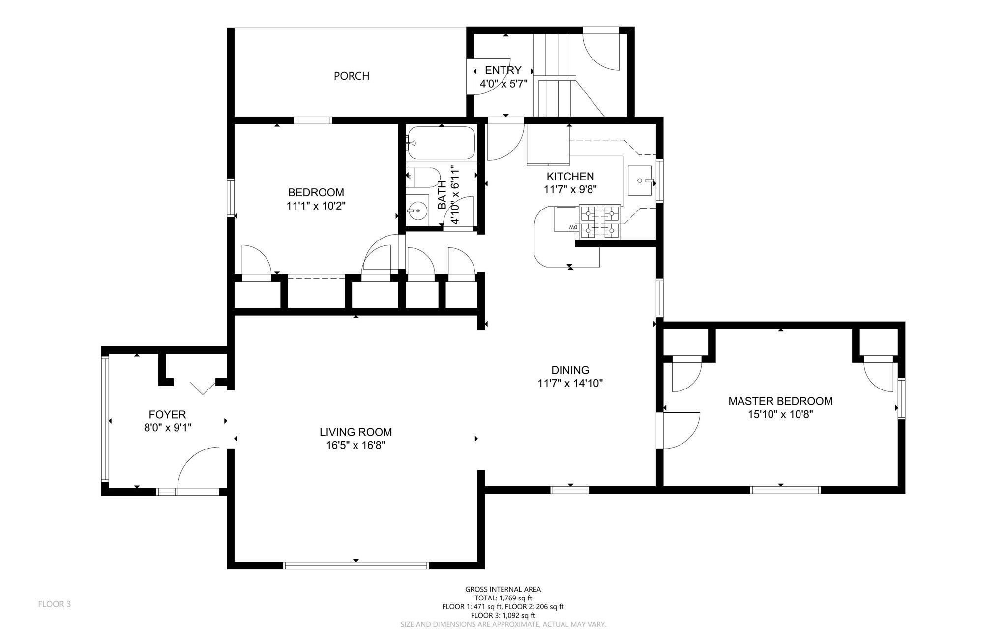 House main