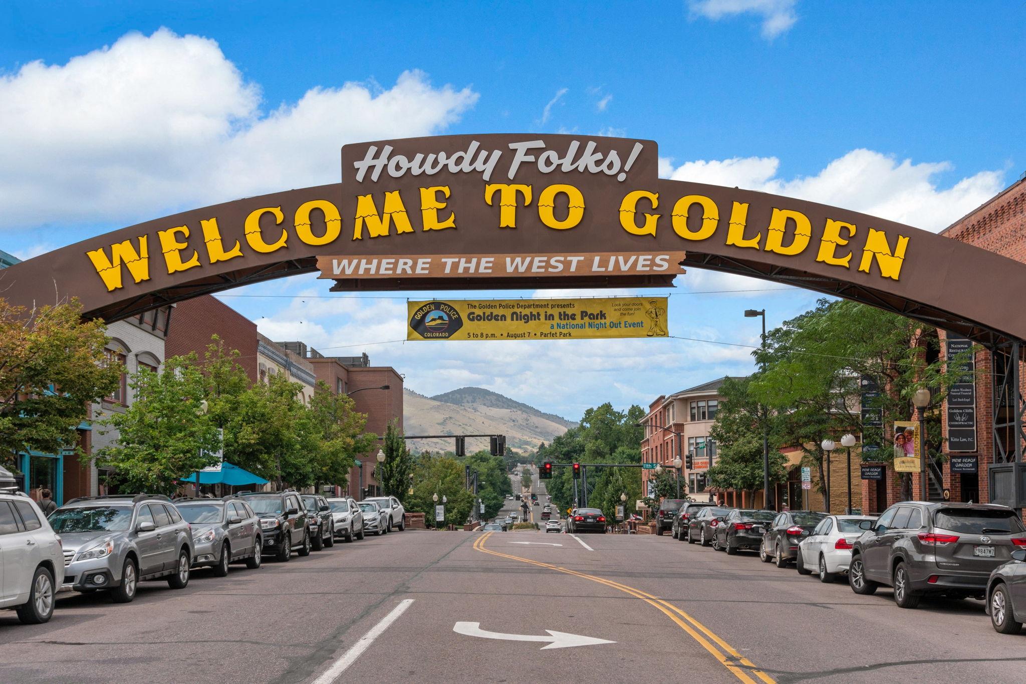 Golden Neighborhood