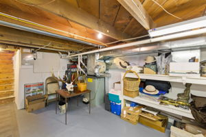 Large storage room (hidden basement)