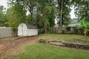 Back Yard/Storage