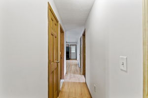 Hallway to Kitchen Entry