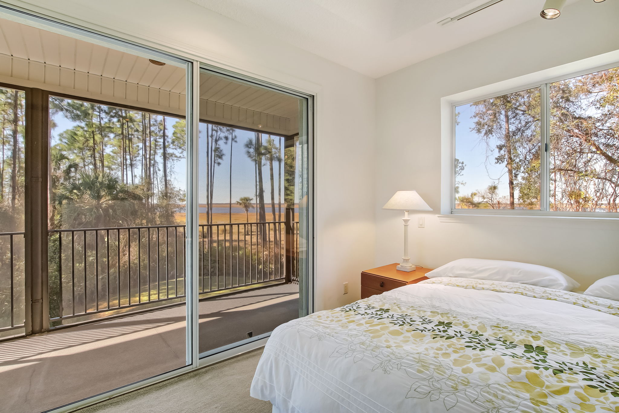 Primary Bedroom with amazing views