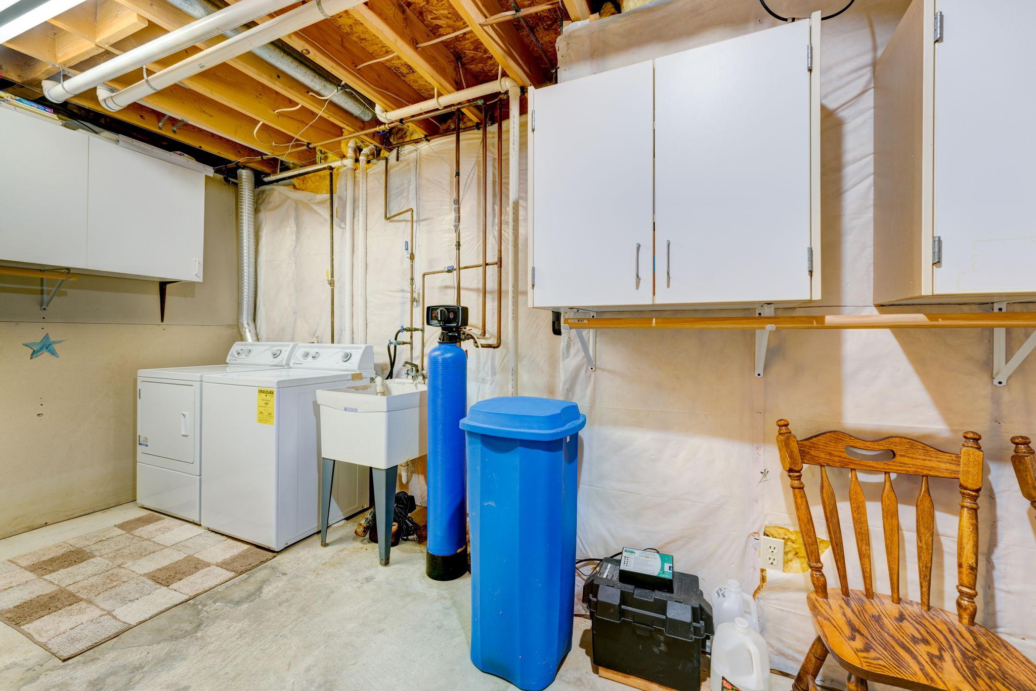 Laundry Facility/Room