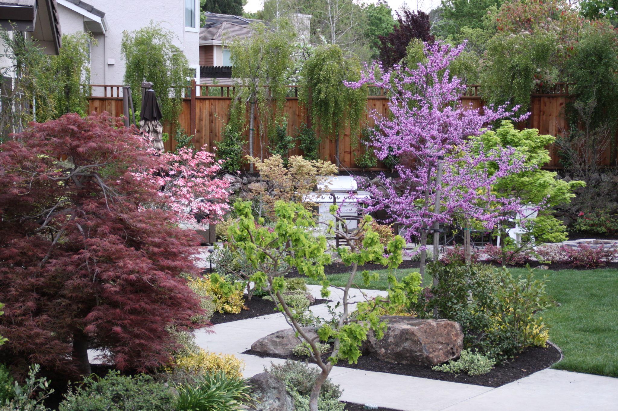 Yards in Bloom