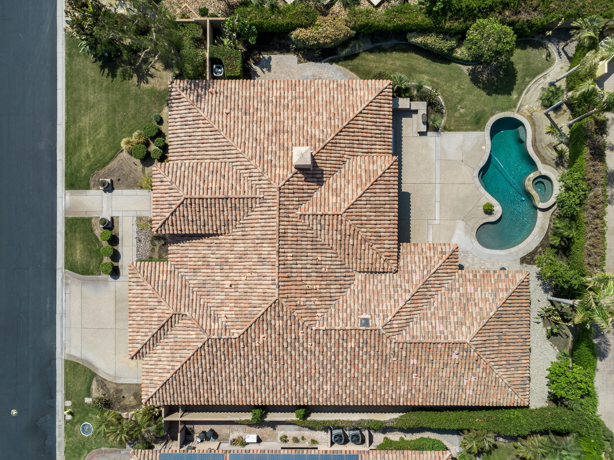 Home Top Aerial  View