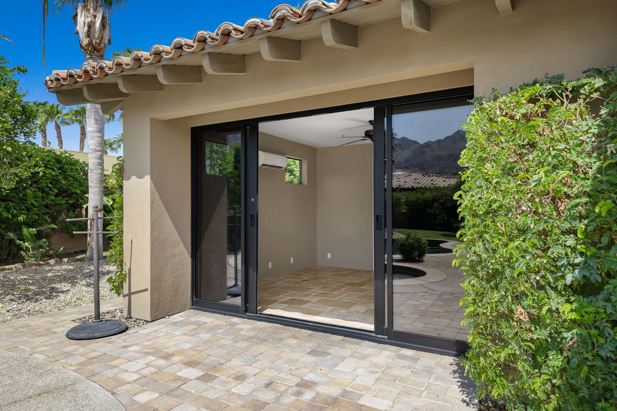 Casita Sliders to Back Pool/Spa and Patio