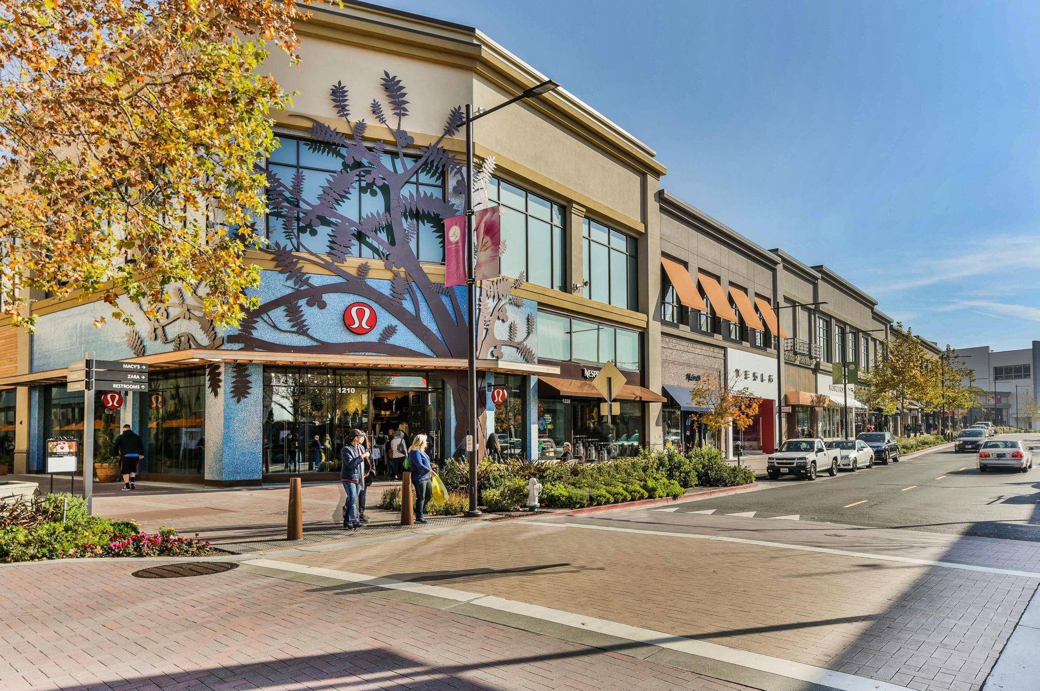 Downtown Walnut Creek Shopping