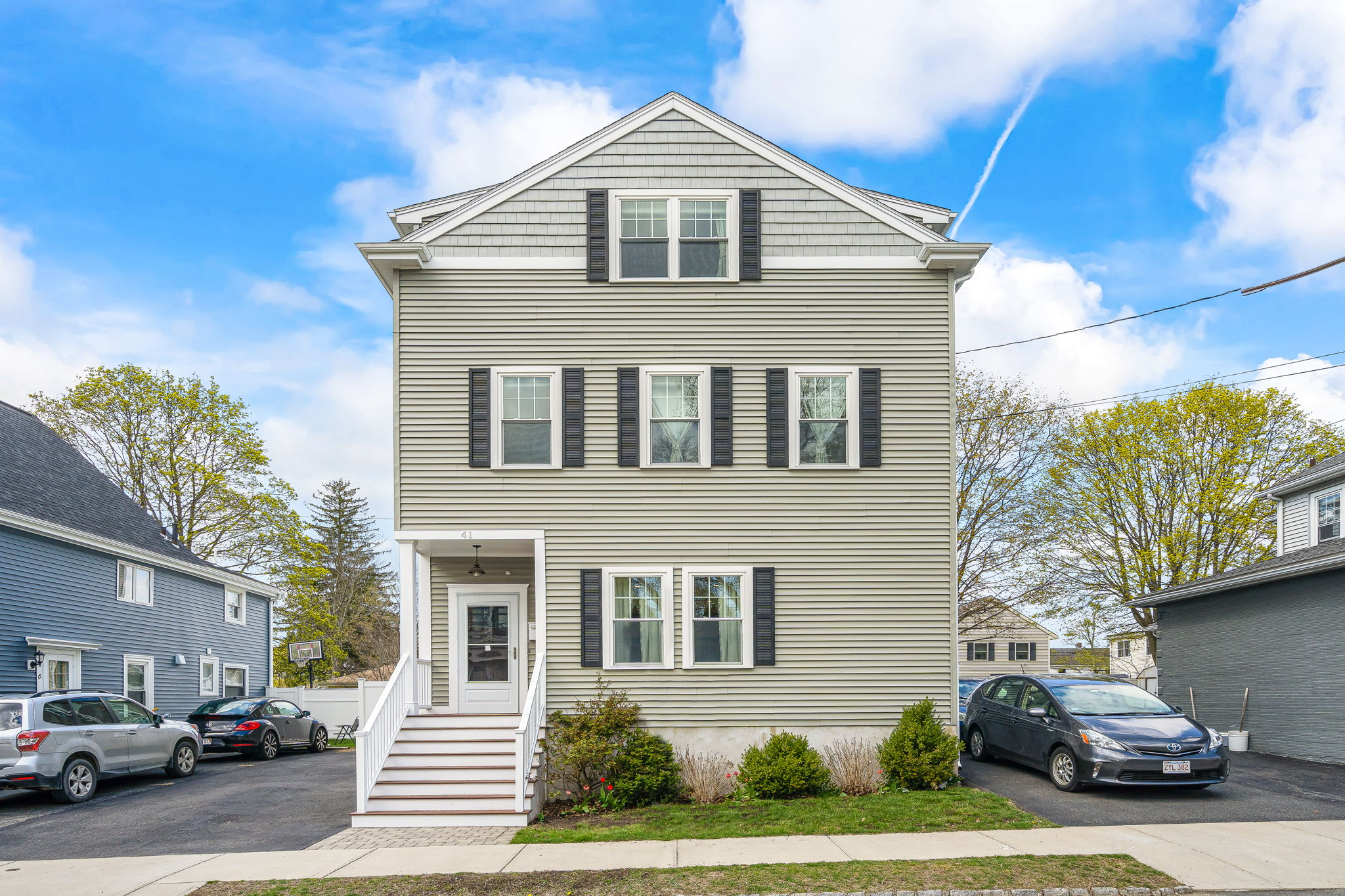 41 Holland St, Winchester, MA 01890, US