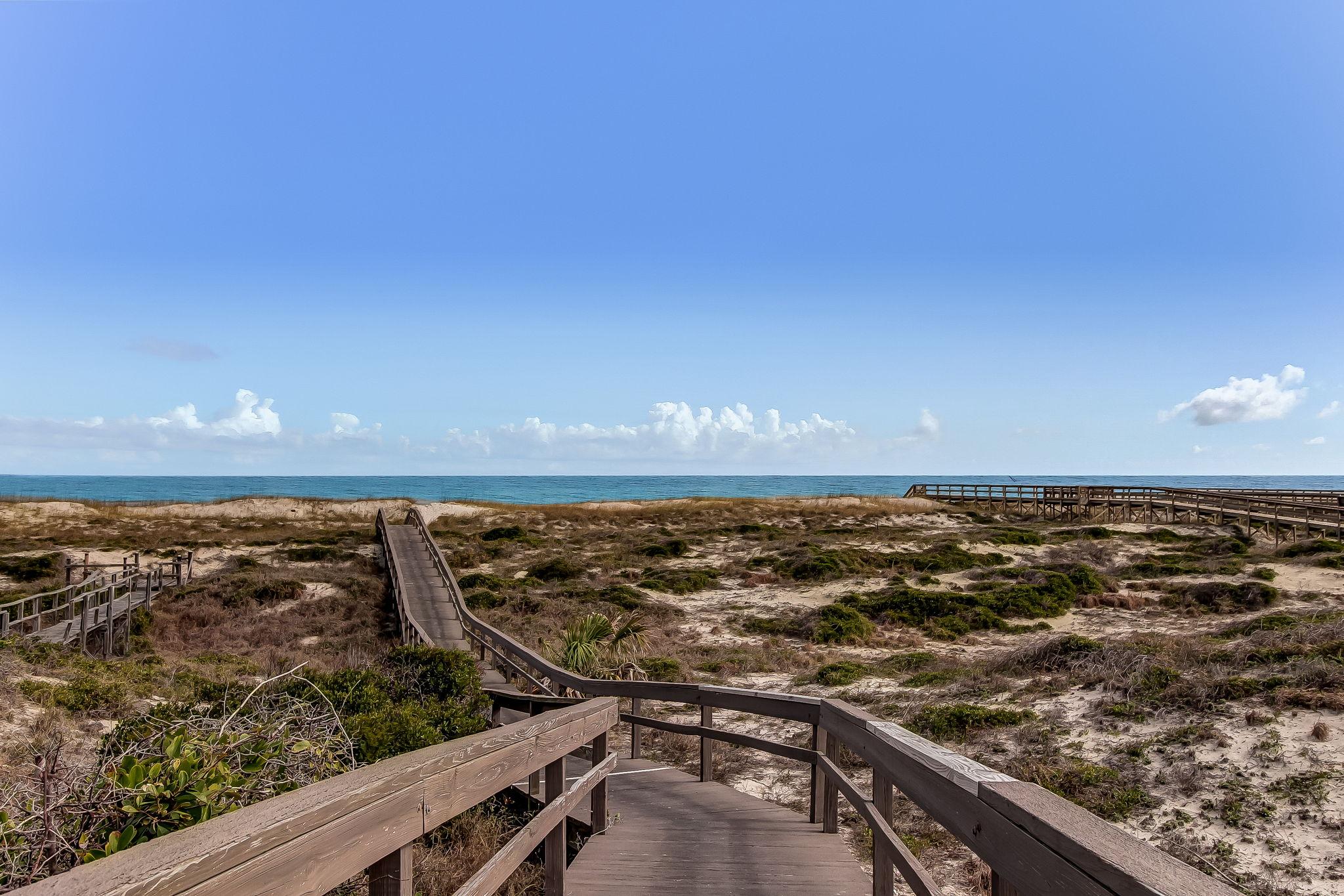 Beach Access 28