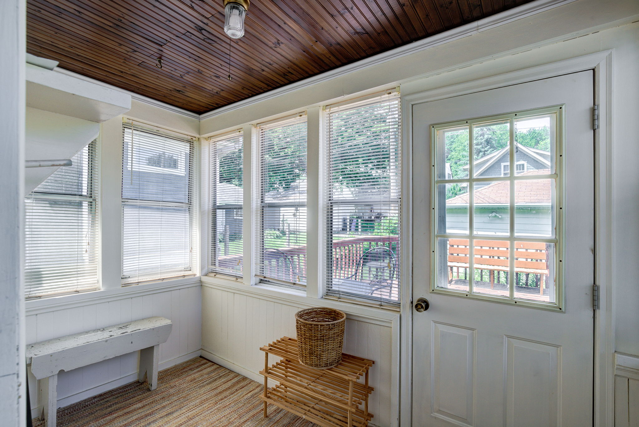 Back Porch/Mud Room