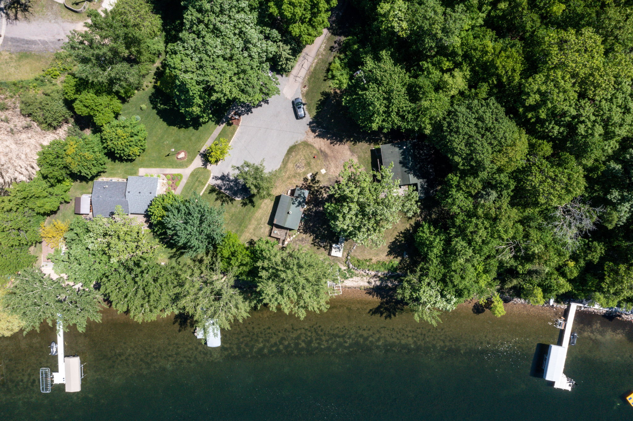 Lakeside Aerial