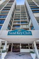 2-Sand  Key Club Beach Front Exterior