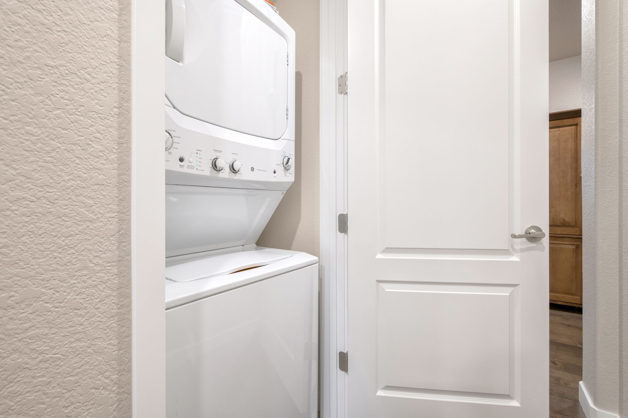 Apartment Laundry Room