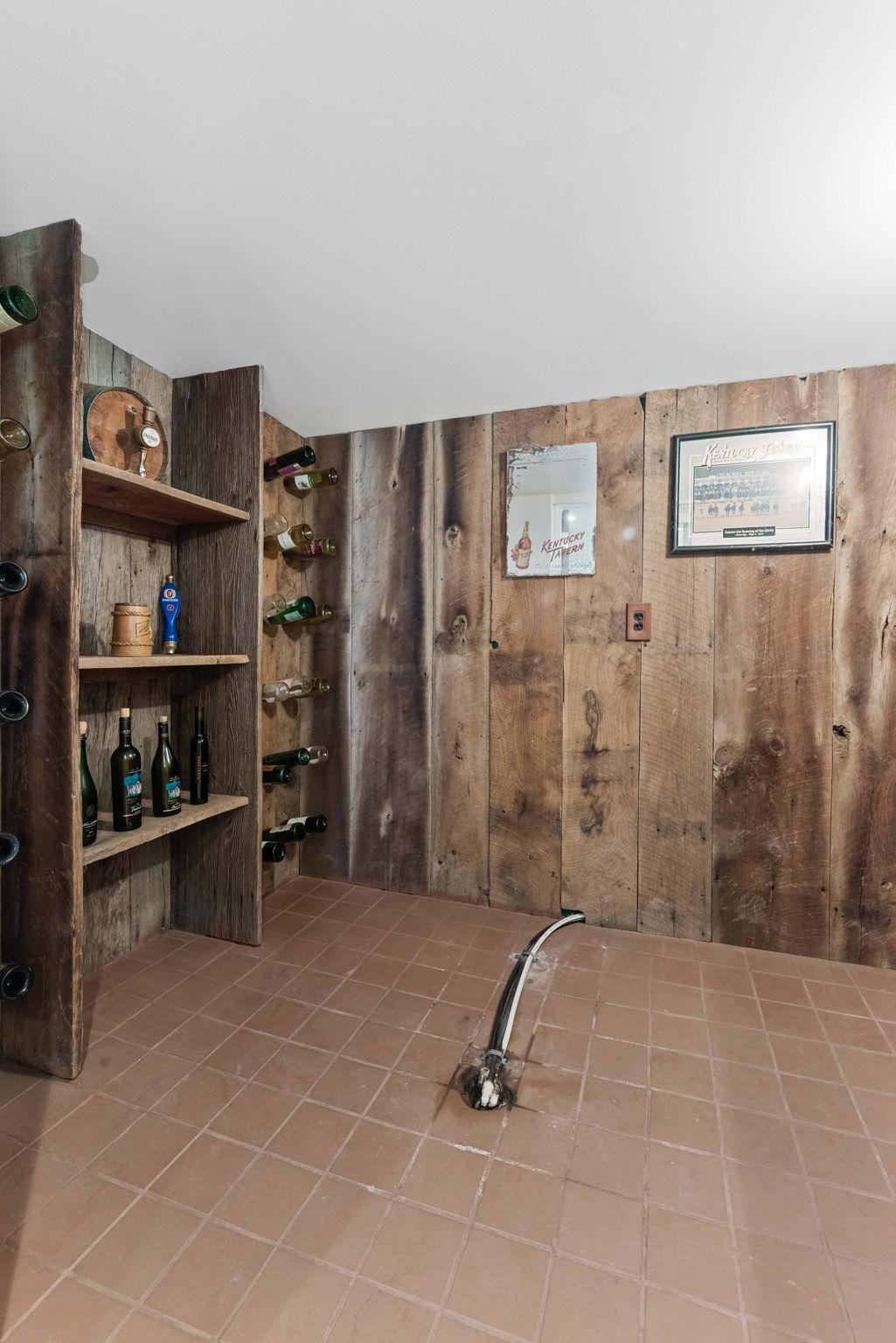 Wine Cellar / Tornado Room