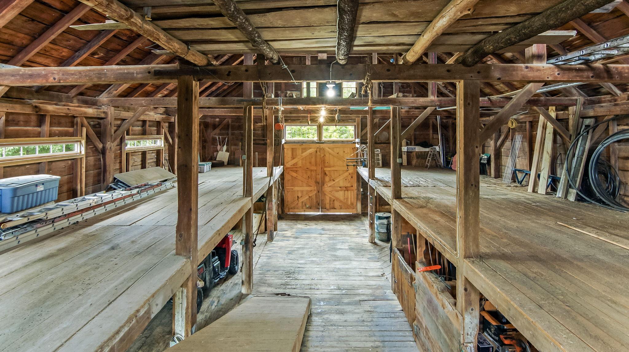 40' x 60'+- Main Barn - 2nd Floor