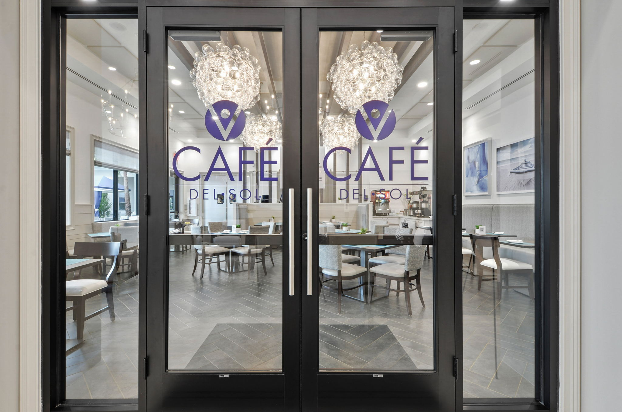 Full Service Cafe