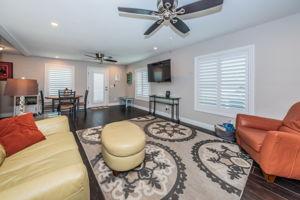 Guest Quarters5 Living Room