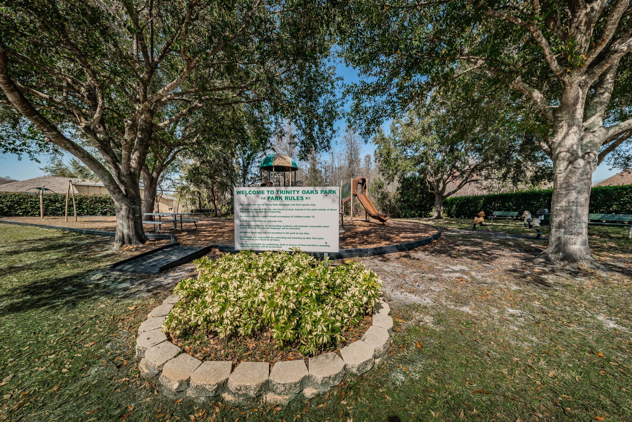 2-Trinity Oaks Park