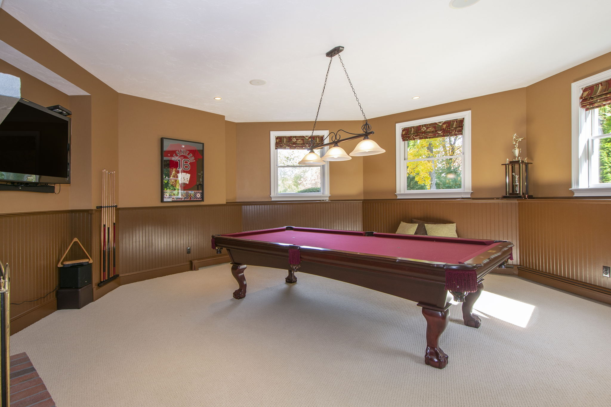 Lower Level - Billiards Room