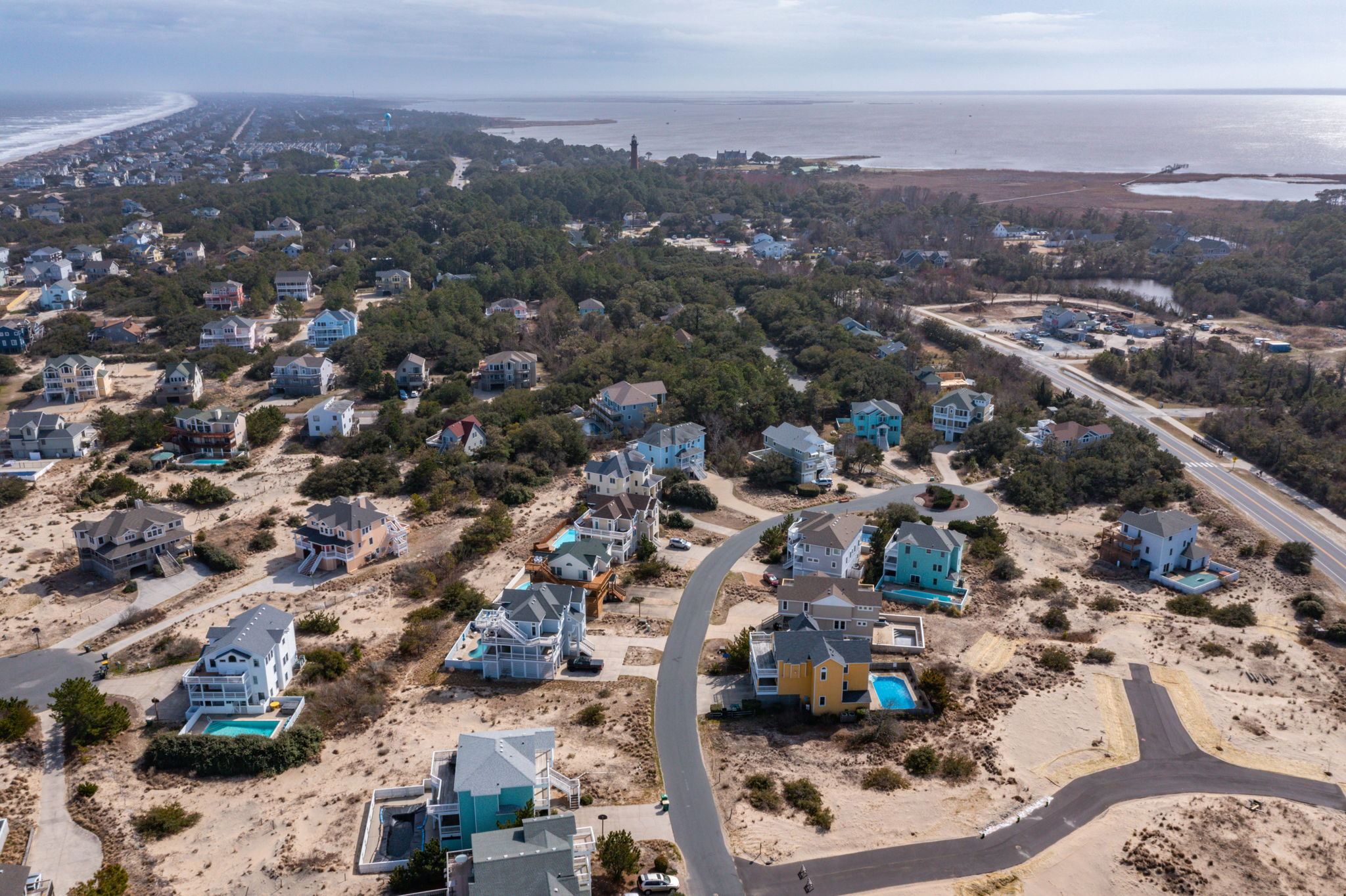 1219 Windance | Aerial South