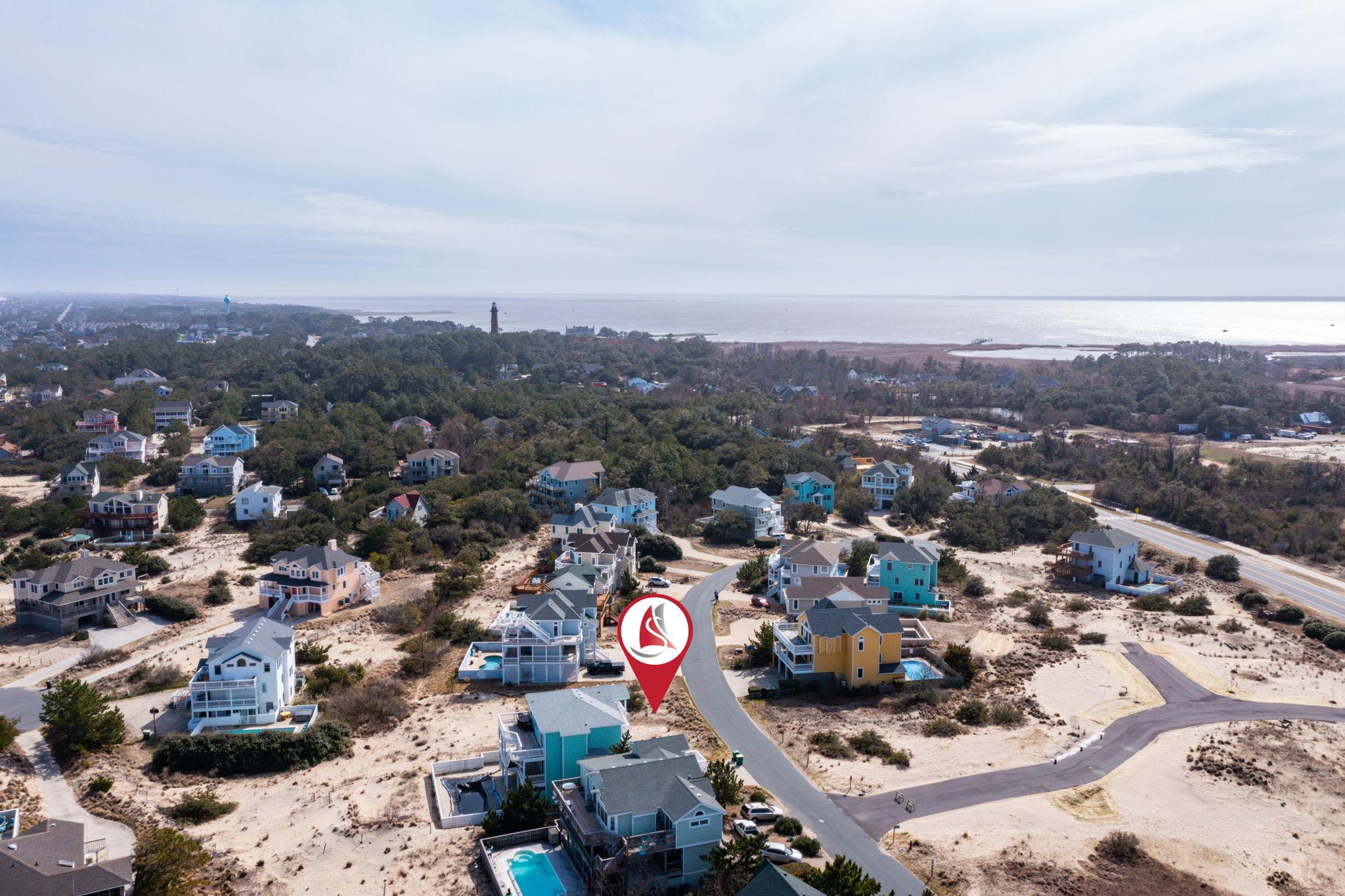 1219 Windance | Aerial 02 - Marker