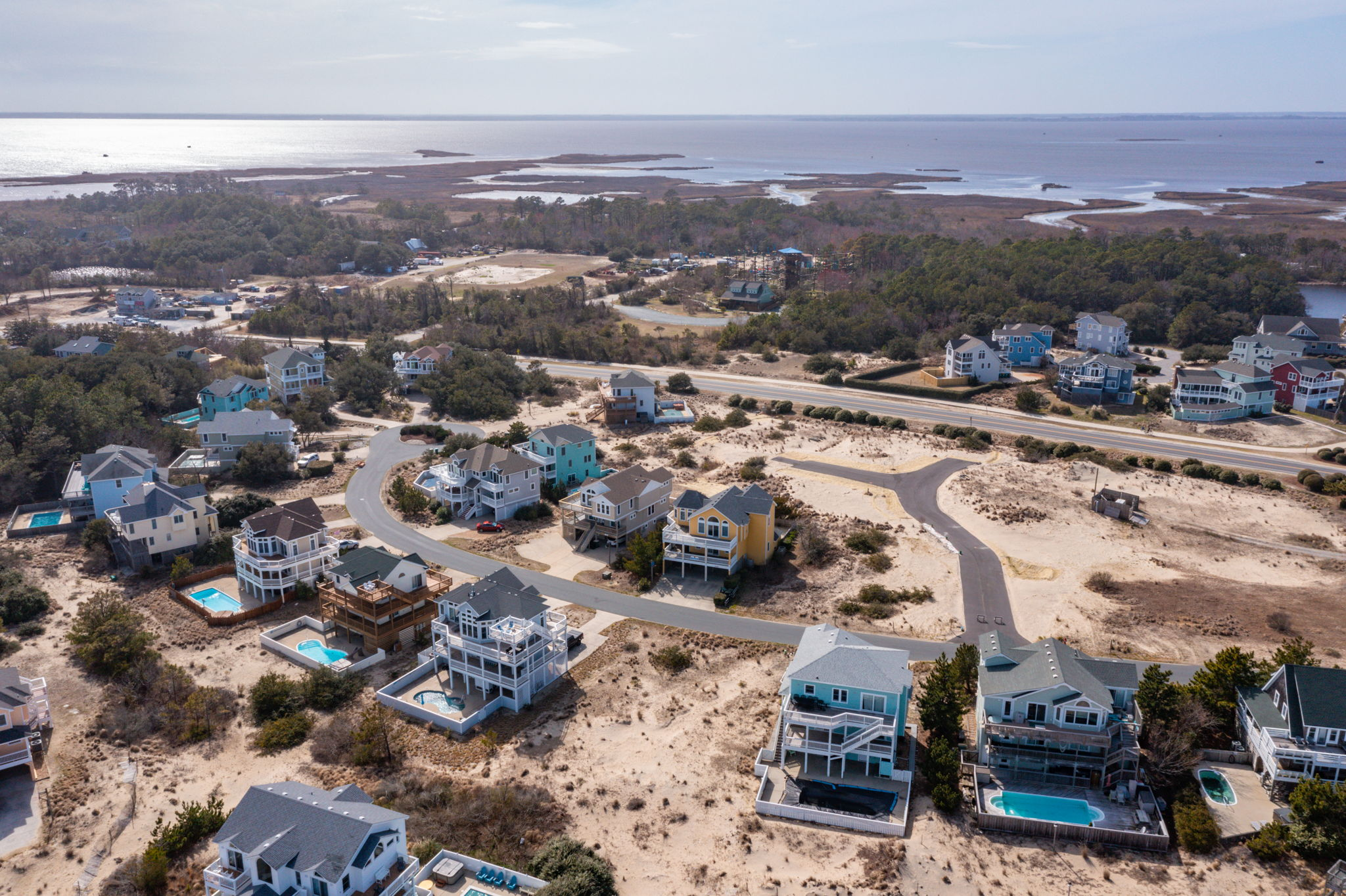 1219 Windance | Aerial South West