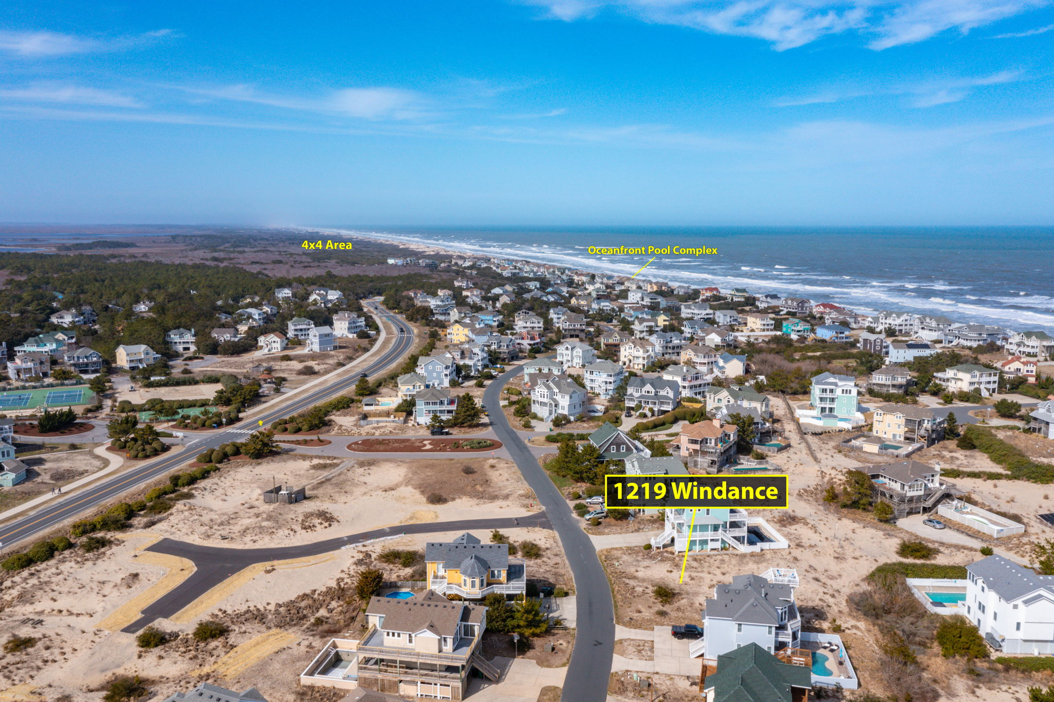 1219 Windance | Aerial 07 - Labeled