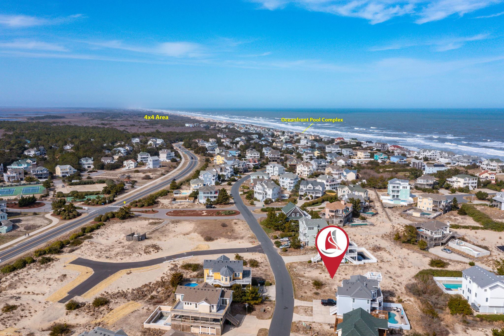 1219 Windance | Aerial 07 - Marker