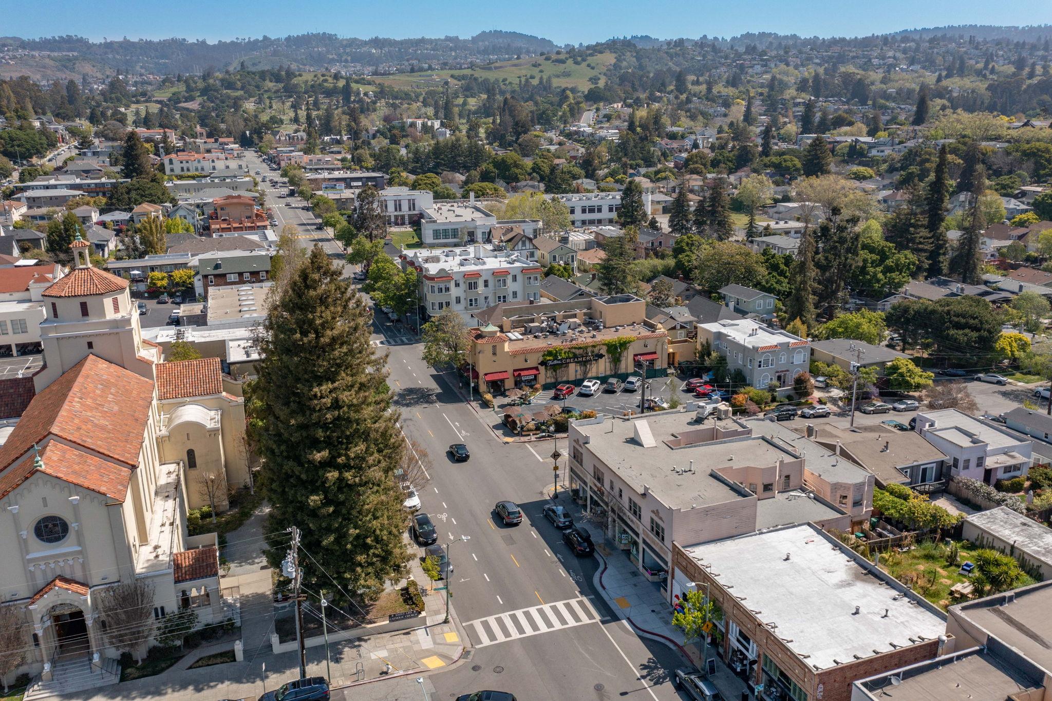 Saint Leo's & Piedmont Avenue