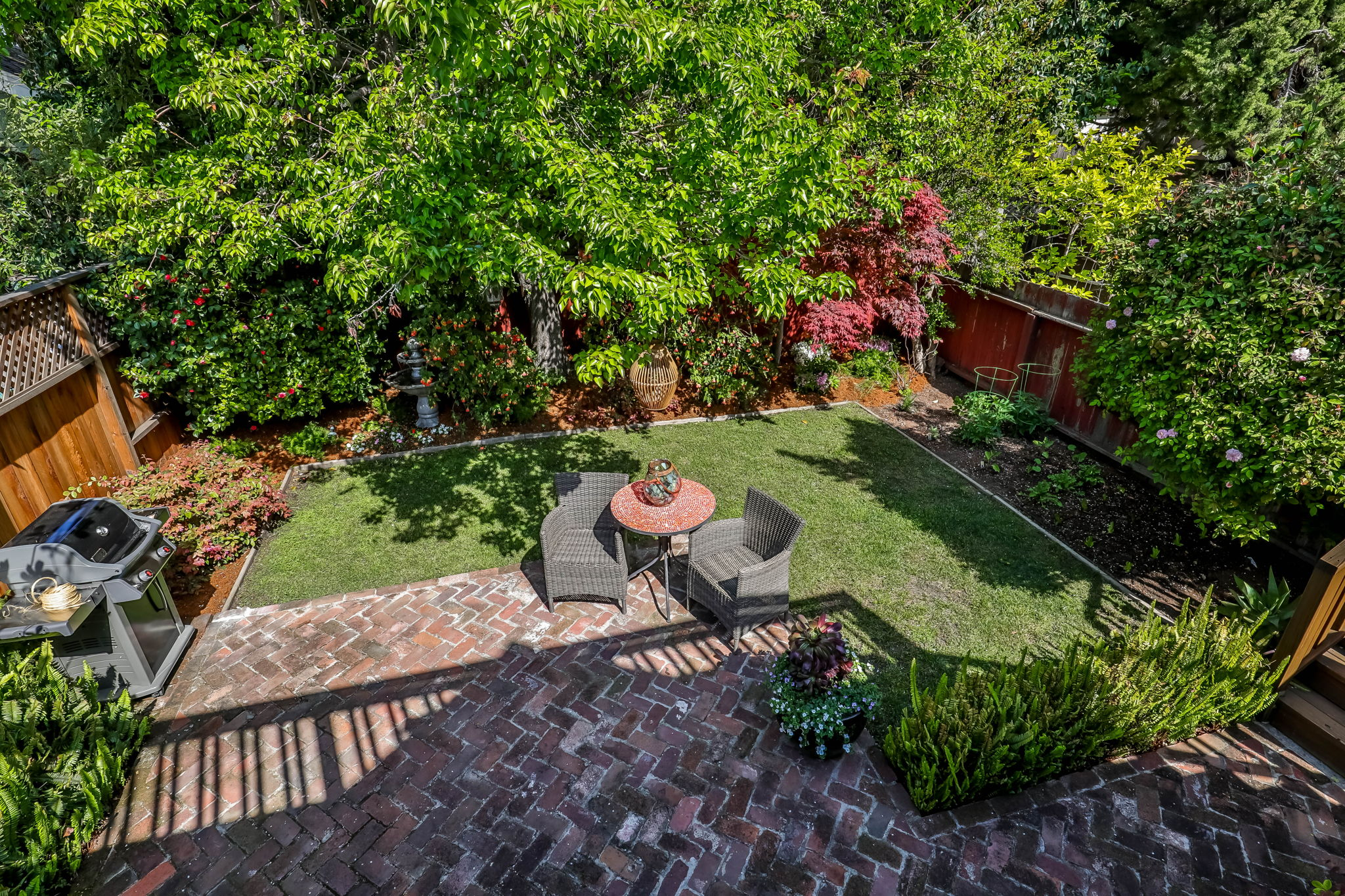 Overview of Backyard