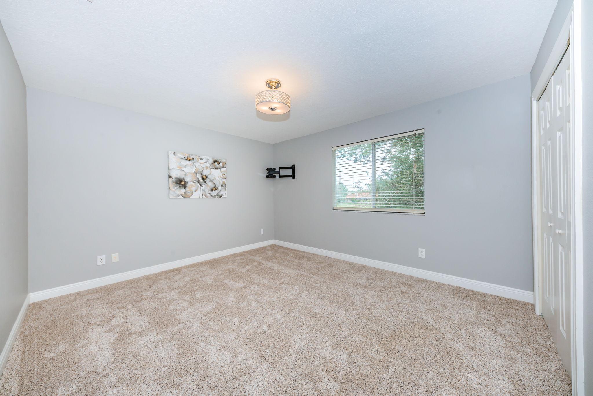 Upper Level Bonus Room Bedroom
