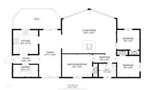Main Cottage Floorplans