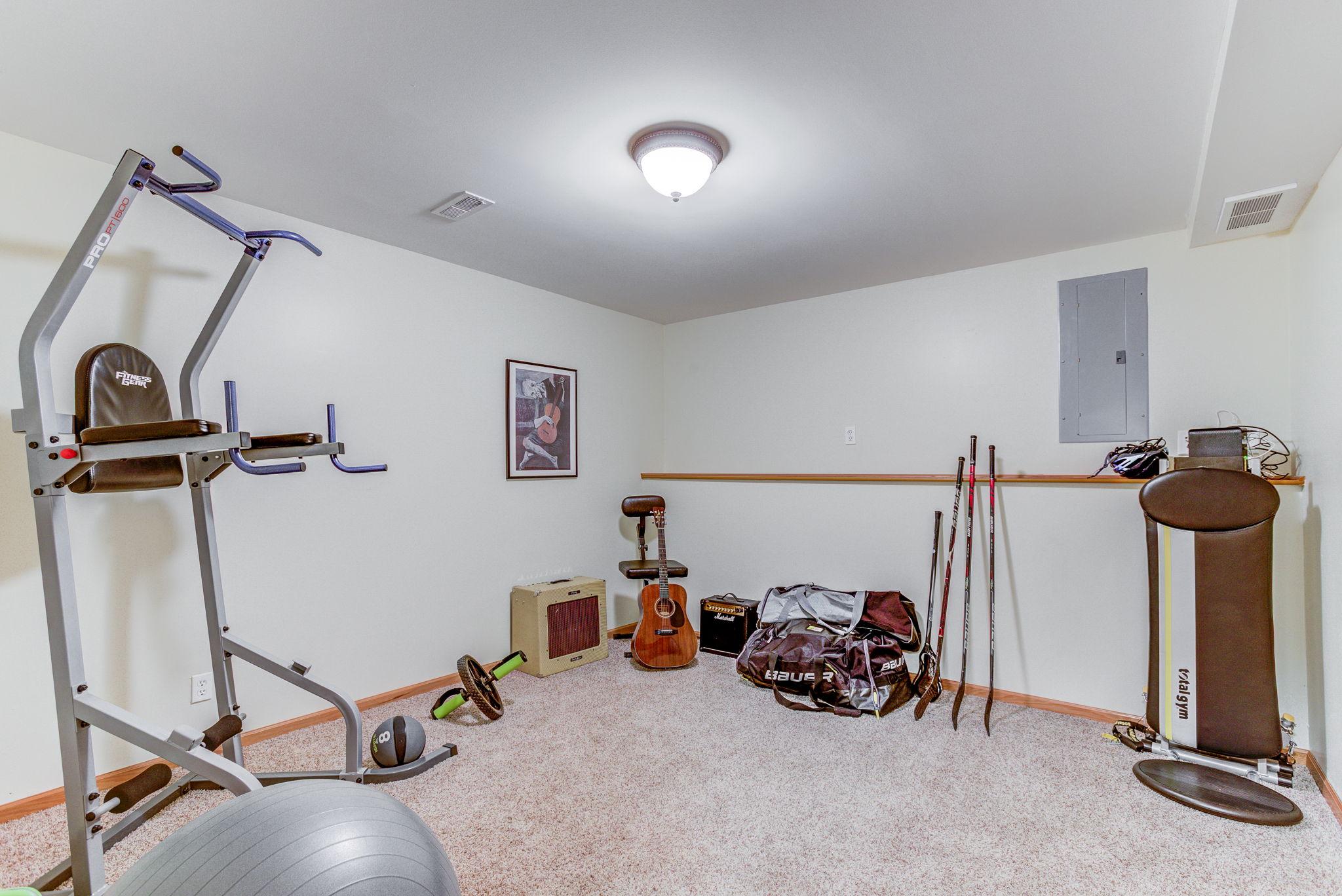 Basement- Bonus Room