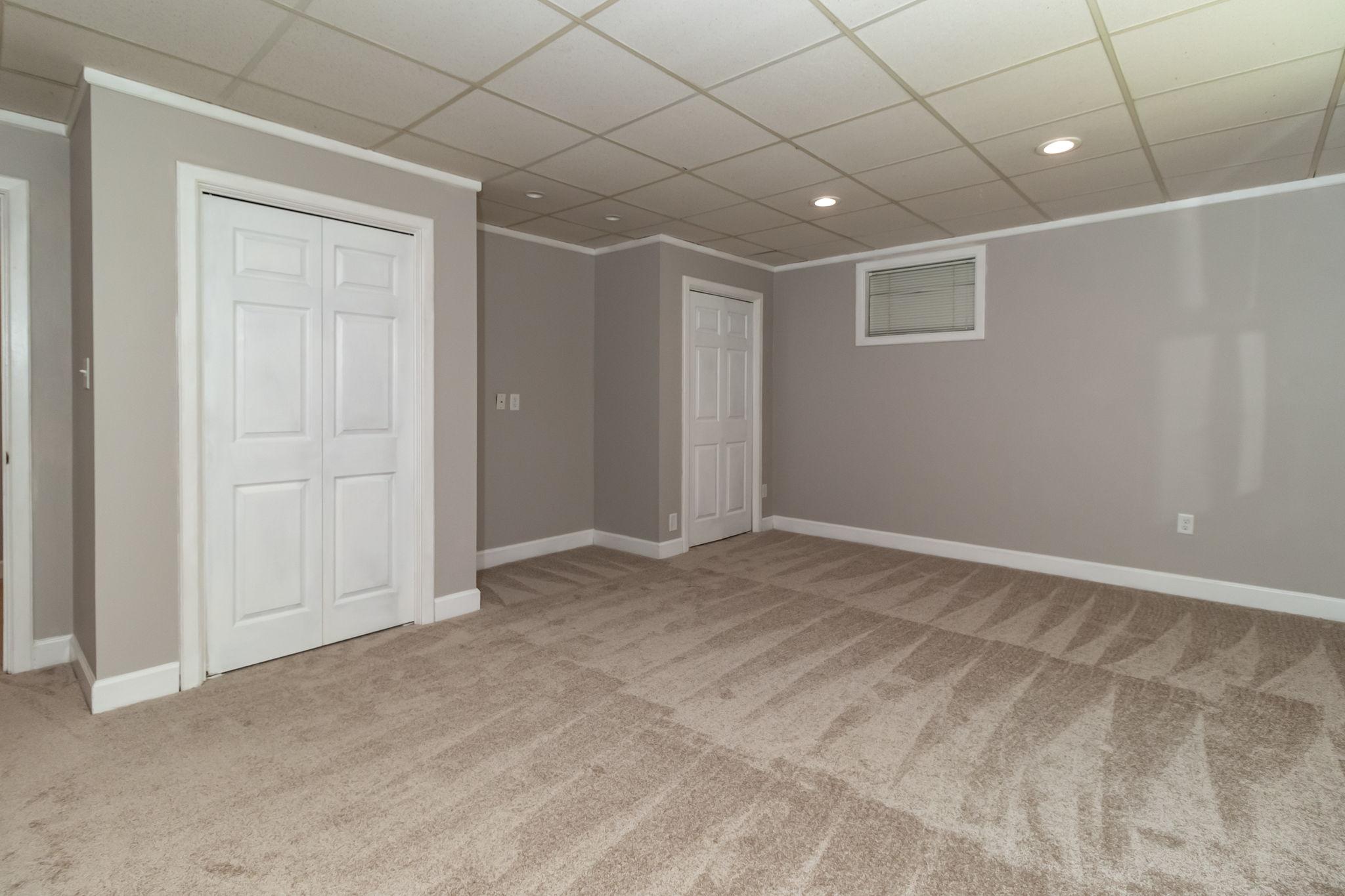 Basement BedroomBasement Bedroom