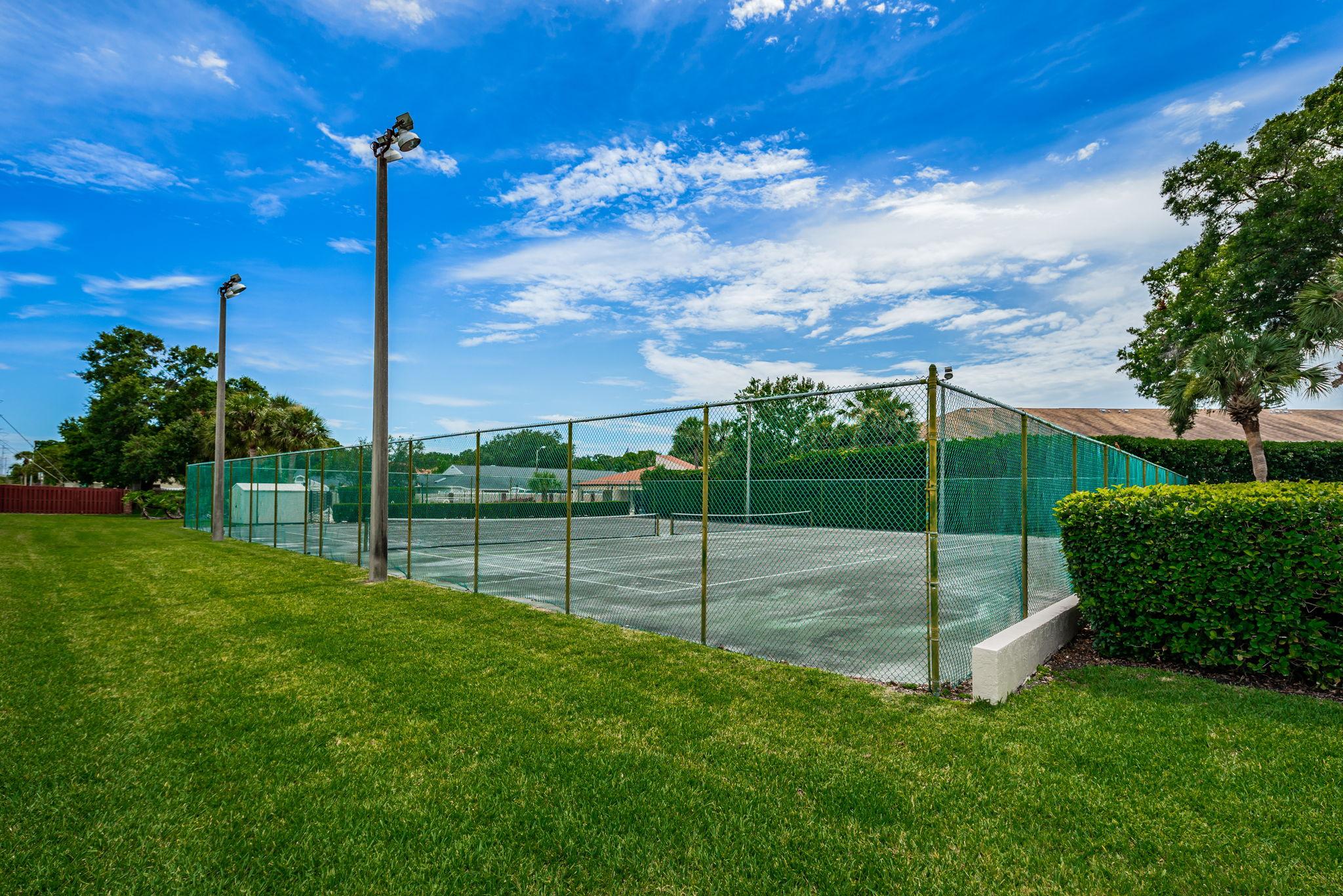 7-Tennis Court