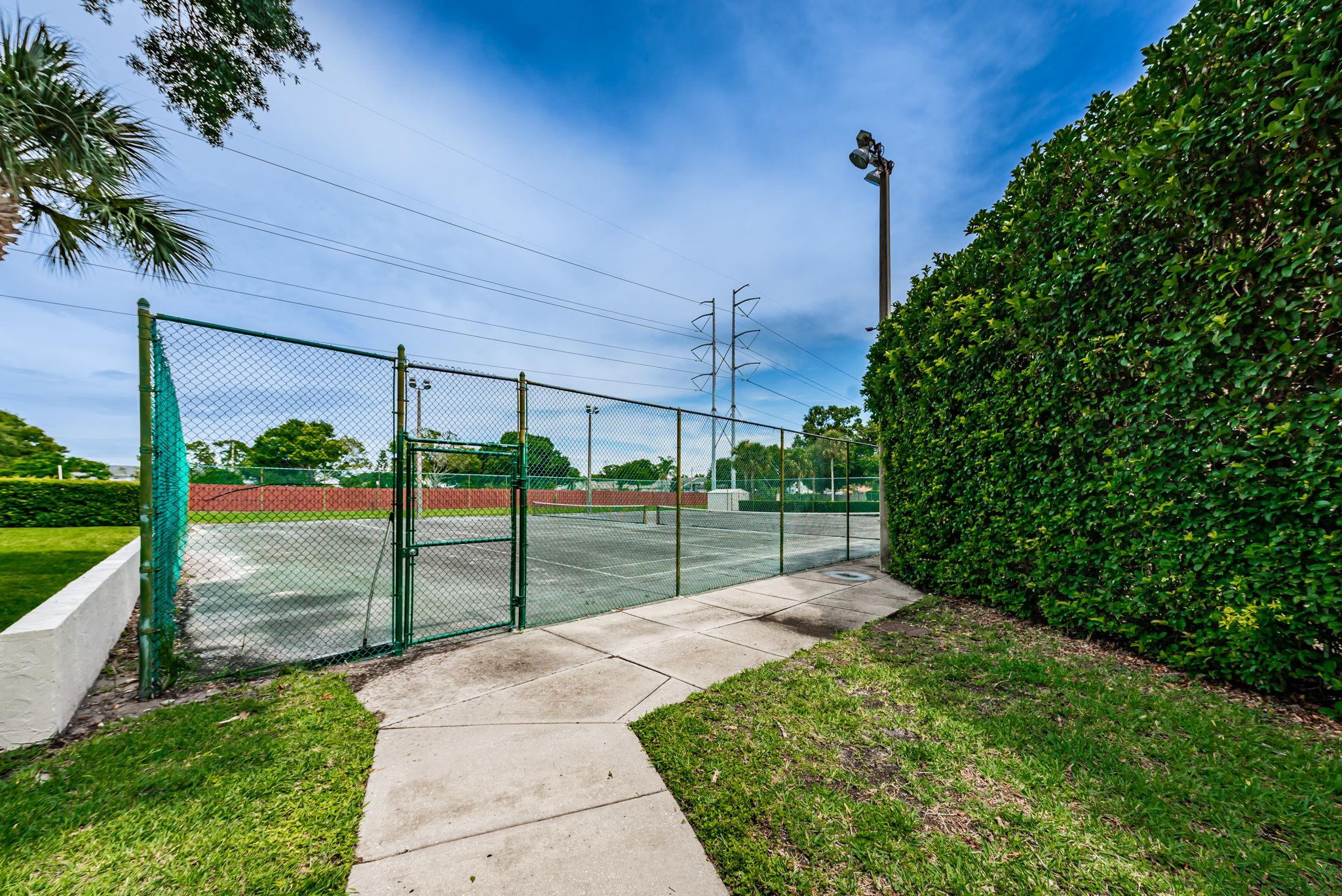6-Tennis Court