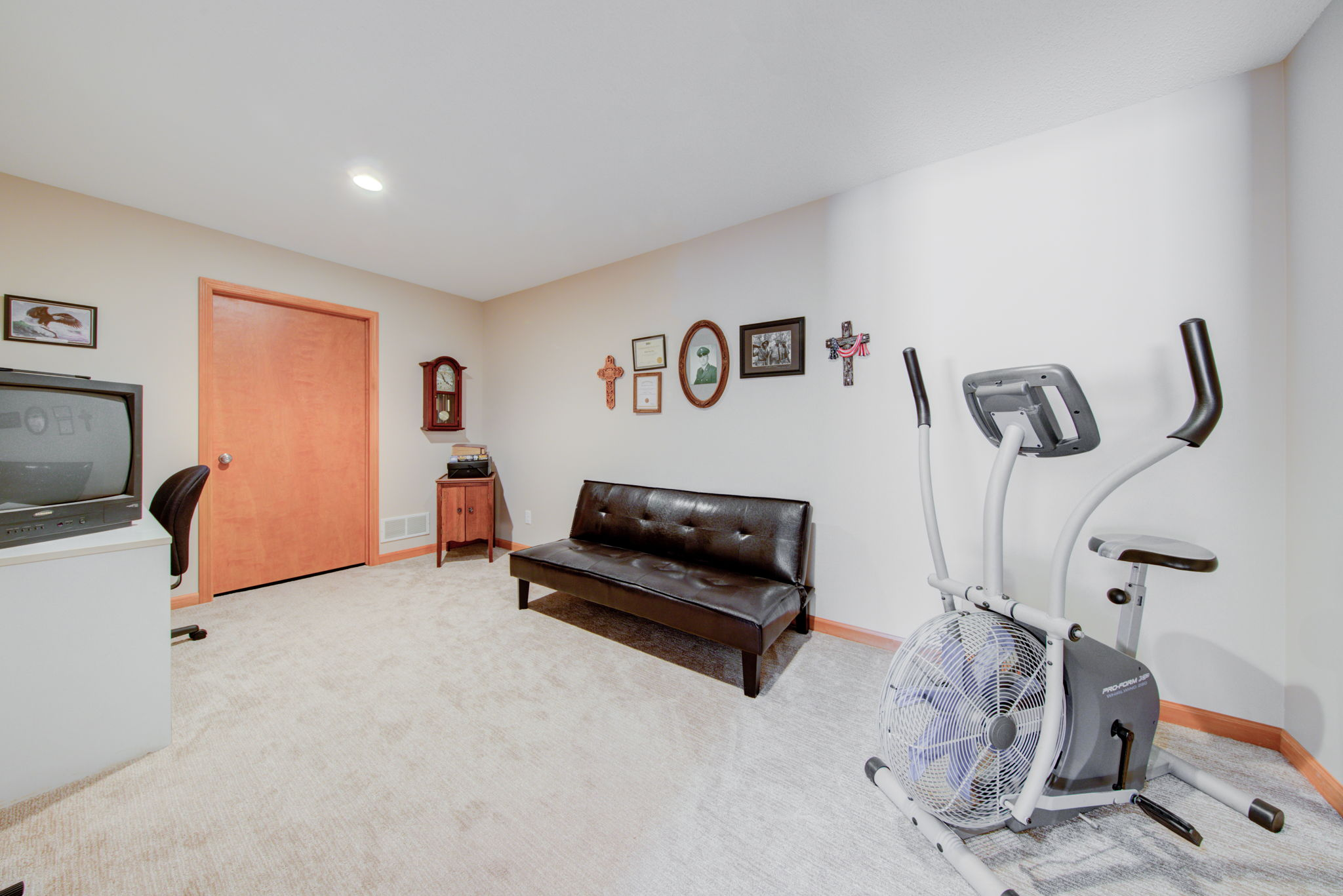 Lower Level - Main Living Area